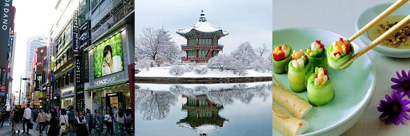 Moving to South Korea