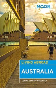 Living Abroad Australia Moon Guide (book cover)