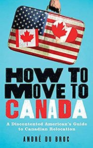 How To Move To Canada (book cover)