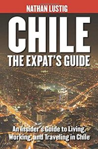 Chile Expat's Guide (book cover)
