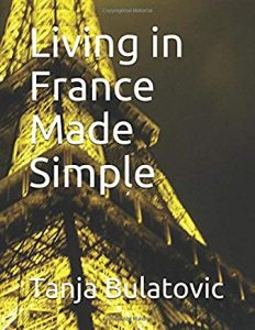 Living in France Made Simple (book cover)