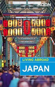 Living Abroad Japan (book cover)