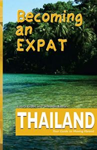 Becoming an Expat Thailand: your guide to moving abroad (book cover)