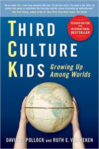 Third Culture Kids: Growing Up Among Worlds (Book Cover)